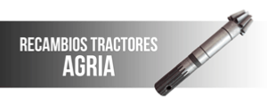 Tractores Agria